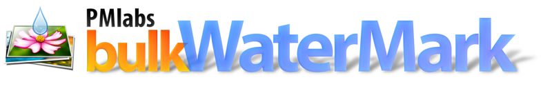 Watermark on Photo in Batch   bulkWaterMark