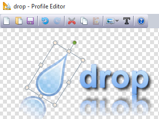 Watermark Profile Editor